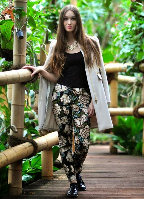 Outfit: Take me to the Jungle
