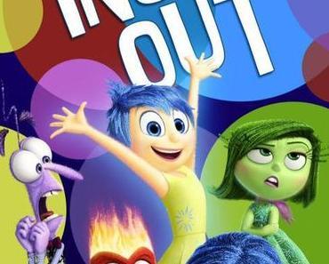 """Neues Poster zu Pixars """"Alles steht Kopf"""""""