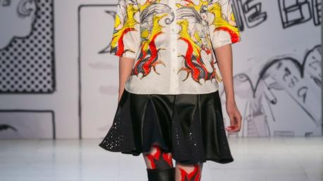 Tsumori Chisato - Fashion Week Paris Autumn/Winter 2015/16, © Fotos: NowFashion
