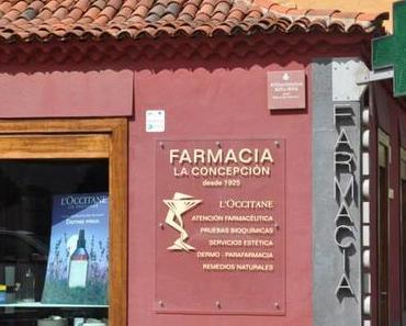Apotheken aus aller Welt, 595: Teneriffa, Spanien