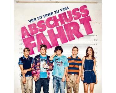 ABSCHUSSFAHRT – Ab 21. Mai im Kino Geil! Klassenfahrt nac...