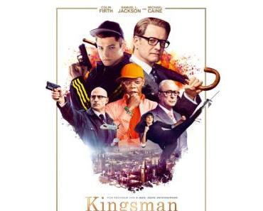 KINOHIGHLIGHTS - KINOSTARTS 12.MÄRZ 2015 (KINGSMAN – THE SECRET SERVICE,CINDERELLA,DIE TRAUZEUGEN AG)