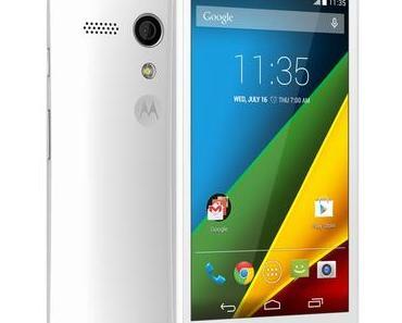 Motorola stellt neues Moto G mit LTE 4G vor!