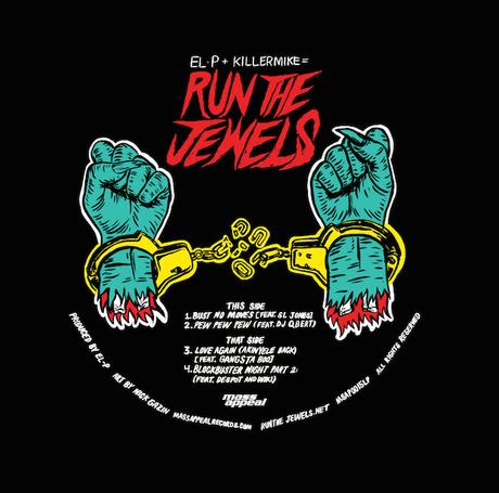 Run the Jewels bringen neue 12″ raus