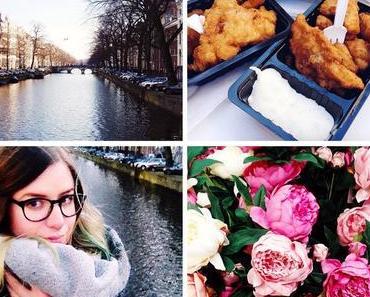 Reisen: Per Ohrwurm durch Amsterdam