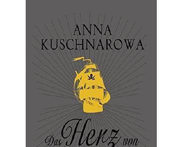 Rezension: Das Herz von Libertalia von Anna Kuschnarova