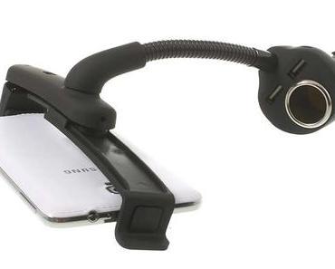 Einfach unterwegs mit den Halterungen für das HTC One M9