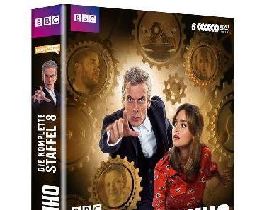 "DVD Box zu ""Doctor Who"" Staffel 8"