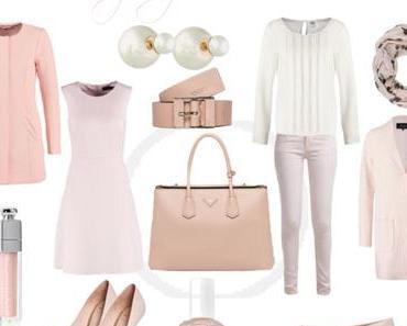 Blush in Spring - Frühlingsoutfit