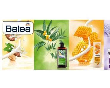 [PREVIEW] Neuer Look für Balea Dusch- und Badprodukte