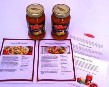 """Im Quick-Check: die Pasta-Sauce """"Pecorino"""" von BERTOLLI"""