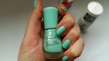 {Review} Essence the gel nailpolish