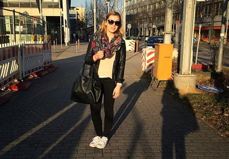 OUTFIT : SHOPPINGDAY IN STUTTGART