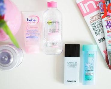 Reinigung und MakeUp Entfernen