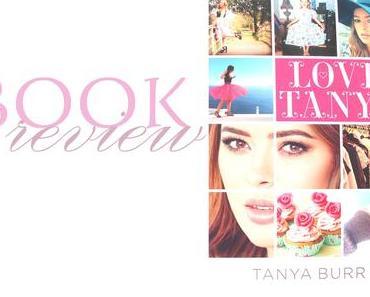 """Book Review: """"Love Tanya"""" by Tanya Burr"""