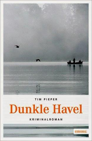 Book in the post box: Dunkle Havel