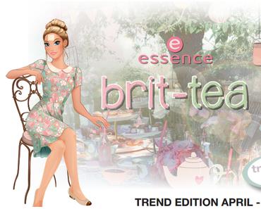 "Preview ""brit-tea"" essence Trend Edition"