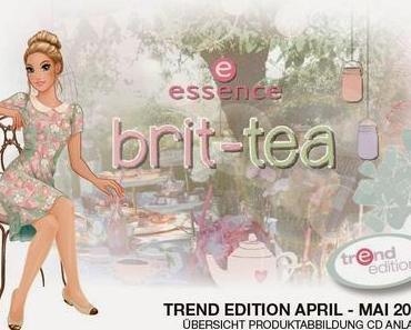 essence brit-tea Trend Edition
