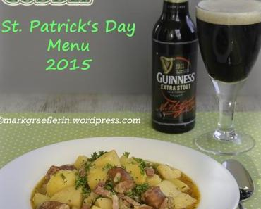 ♣♣♣Dublin Coddle zum St. Patrick's Day♣♣♣ – Join the crowd!