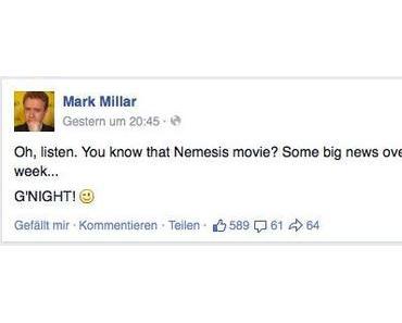 """""""Kick-Ass"""", """"Kingsman"""" – Welches wir der nächste Mark Millar-Comic auf der Leinwand?"""