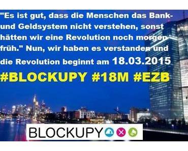 18nulldrei – ich nehm mir frei – EZB Blockupy Protest
