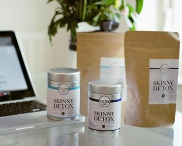 REVIEW – SKINNY DETOX BY TEATOX.