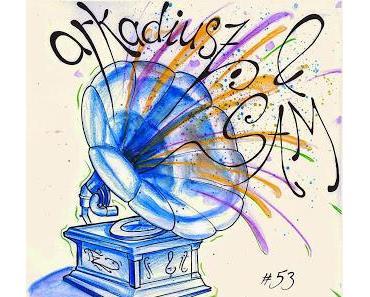 "Shameless Selfpromotion: ΛRKΛ & SΛM presents ""6075,5 Miles"" Afterhour Sounds Podcast Nr.53"