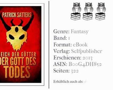 Der Gott des Todes - Auftakt zu einer neuen Fantasy-Trilogie