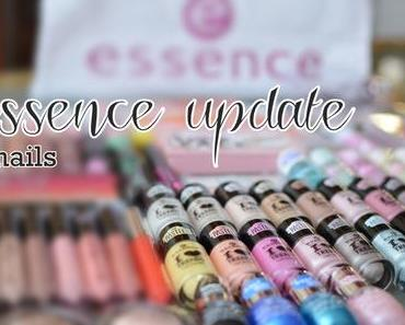 {essence update} Nails
