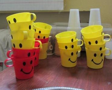 Frühstück-am-Arbeitsplatz-Tag – der amerikanische National Deskfast Day