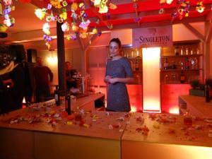 Streetfood und Whisky präsentiert von Singleton