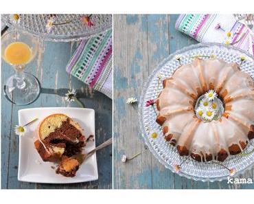 Simple things… Ein Marmorkuchen, Gänseblümchen und – Verwunderung