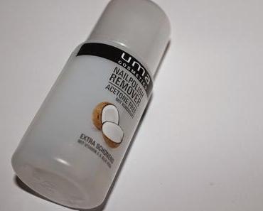 Review: uma Cosmetics Nailpolish Remover