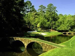 Masters in Augusta nur noch 3 Wochen