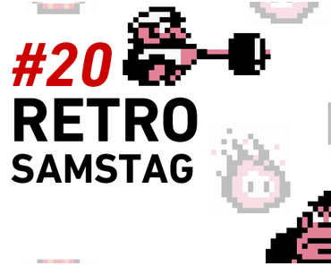 Achtung, brennendes Fass! Retro-Samstag Teil 20: Donkey Kong Game Boy