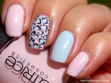CATRICE Nude Purism Nail Design Pure Blue