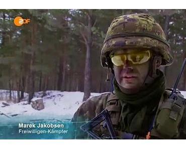 Der Krieg um die Köpfe: Das ZDF sendete einmal mehr brandgefähliche Propaganda zur Irreführung seiner Zuschauer