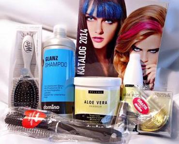 Domino Haarkosmetik Shopvorstellung und Produkttest