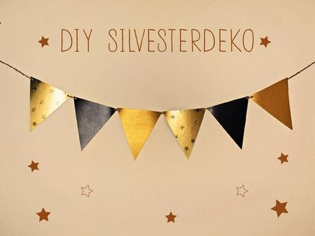 diy silvesterdeko selbermachen. Black Bedroom Furniture Sets. Home Design Ideas