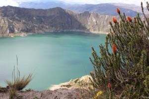 Laguna Quilotoa – Der Kratersee inmitten der Anden