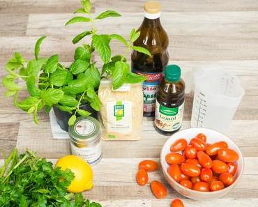 Rezept: Petersilie-Hirse-Salat