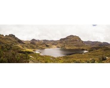 Im Schnelldurchgang durch Ecuador
