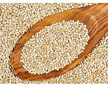 Gesunde Lebensmittel Quinoa: Hervorragende pflanzliche Eiweißquelle