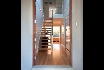 einen eindrucksvollen hauseingang gestalten. Black Bedroom Furniture Sets. Home Design Ideas