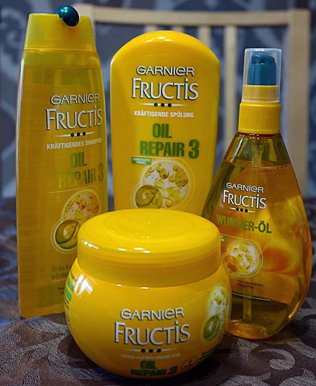 Garnier Fructis Oil Repair 3 Serie