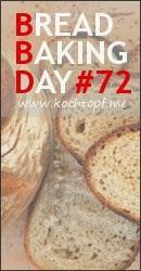 Lass'  knacken - Dinkel-Ayran-Nuss-Brot mit Curry