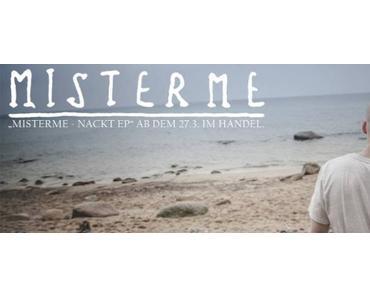 MisterMe – Nackt EP