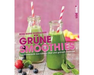 Gruene Smoothies – Buchrezension -