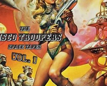 The DISCO TROOPERS Space Tapes Vol. 1 // Mercury // free download