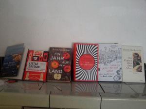 Fünf Bücher